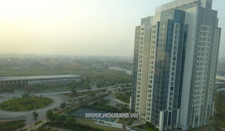 04 bedroom apartment in P2 building Ciputra