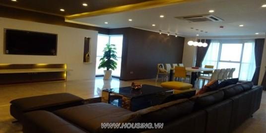 Luxury & Big Apartment in Ciputra Hanoi with 267 Sqm