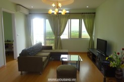 rental apartment in ciputra hanoi