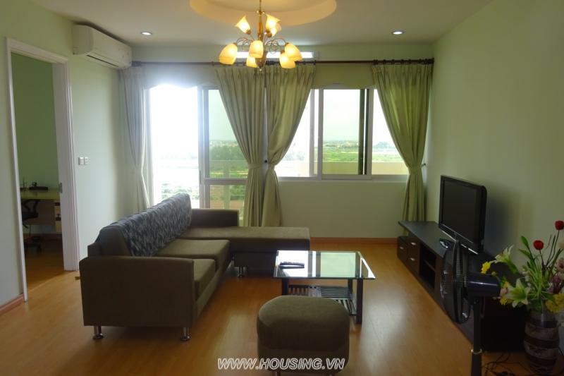 Rental Apartment in Ciputra Hanoi E5 Tower