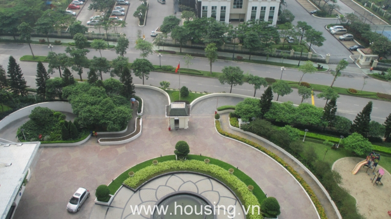 Ciputra Hanoi International City Apartment