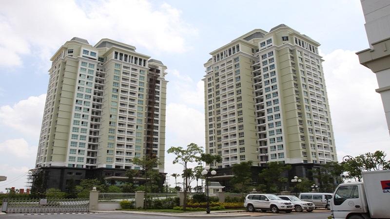 Bán căn hộ tầng 10 tòa nhà P2 Ciputra
