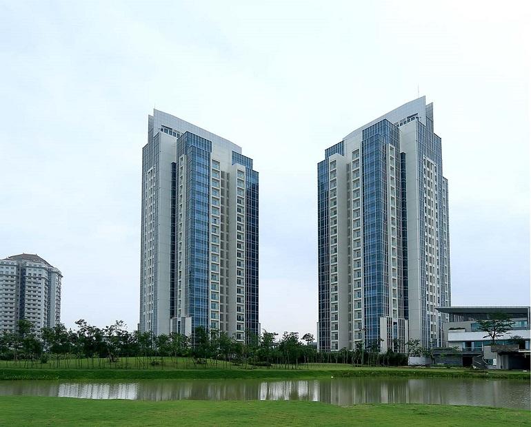 Bán chung cư L2 Ciputra 3 phòng ngủ, 114m2
