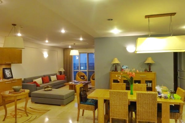 Apartment Ciputra Hanoi for Rent with 04 bedrooms