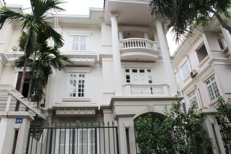 Ciputra Hanoi Villa for Rent in C5 block with 5 bedrooms