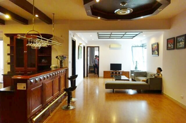 Apartment for Rent in Ciputra Hanoi international city