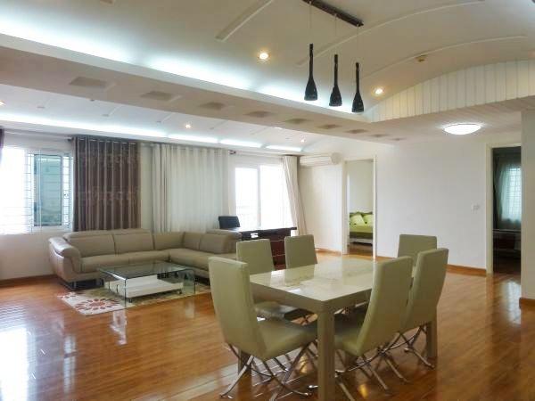 Three Bedroom Apartment in Ciputra Hanoi