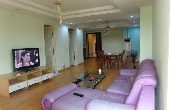 Ciputra 2 bedroom 2 bathroom Apartment in E1 tower, Ciputra Hanoi