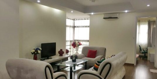 Apartment in E5 tower, Ciputra Hanoi