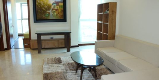 High floor 3 bedroom apartment in L tower, Ciputra Hanoi