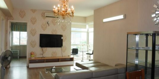 Apartment E5 Ciputra Hanoi, 123 Sqm, 3 bedrooms