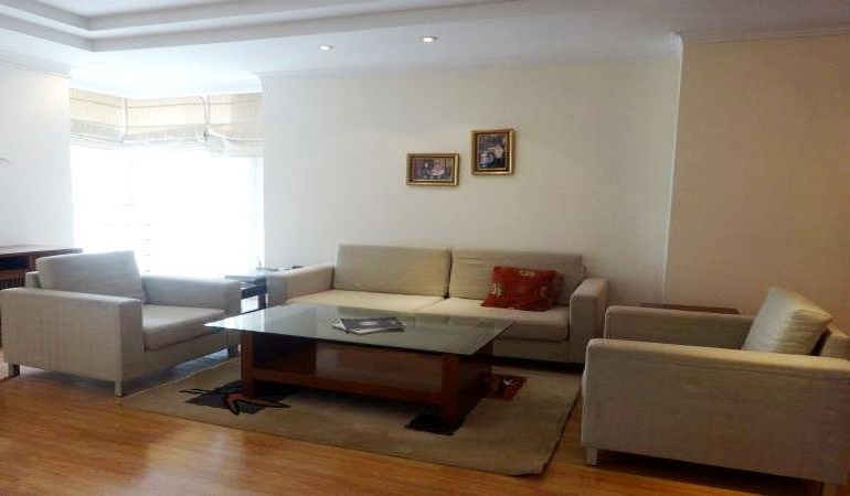 Apartments in Ciputra Hanoi for rent E4 building