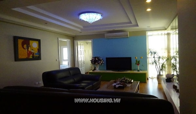 apartment in ciputra hanoi for rent