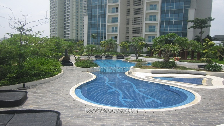 apartment for rent in ciputra hanoi