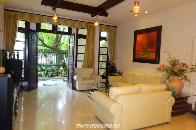 Ciputra Hanoi House for Rent in G block