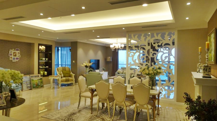 Spacious Apartment 267 Sq  m with 4 bedrooms in L2 tower