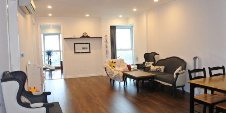 apartment in l1 tower ciputra hanoi