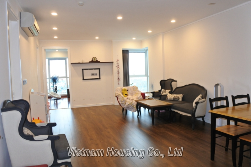 Apartment in L1 tower Ciputra Hanoi, 03 bedrooms