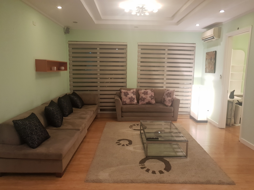 Apartment in E1 block Ciputra Hanoi