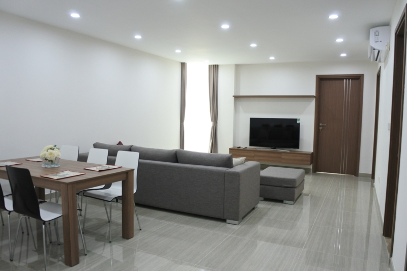 New Apartment in L3 block Ciputra Hanoi for Rent